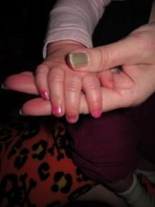 Snail Nails safe polish