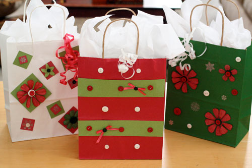 Cheap free and last minute gift wrap ideas — luv saving
