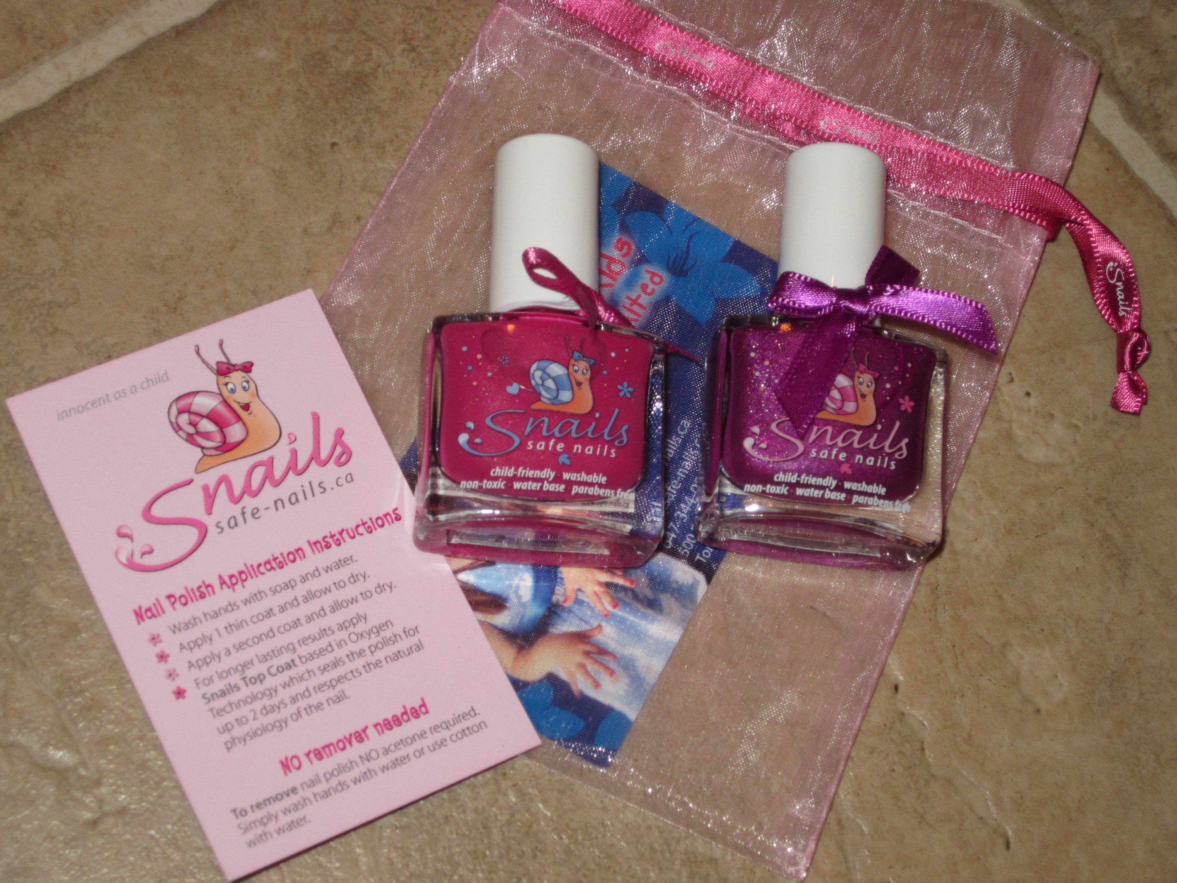 Safe non-toxic nail polish for girls — Luv Saving Money