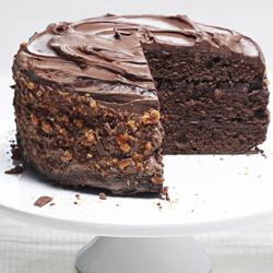 butterfinger bites cake