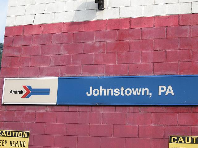 Johnstown sign