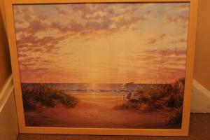 Fulcrom gallery beach art