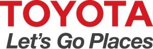 toyota lets go places logo