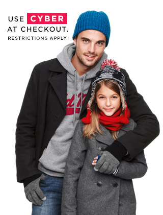cyber monday old navy