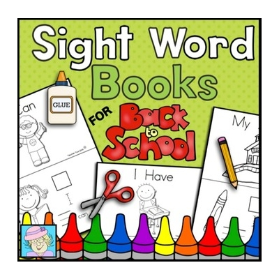 educents sight word books