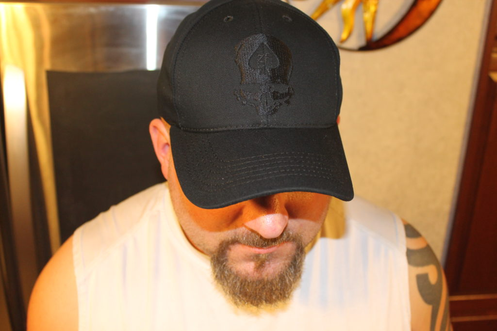 Zero Foxtrot hat