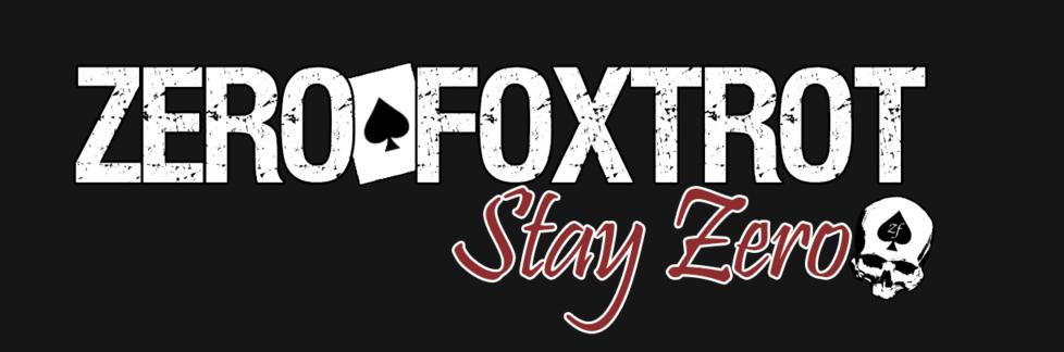 Veteran Owned Company Zero Foxtrot