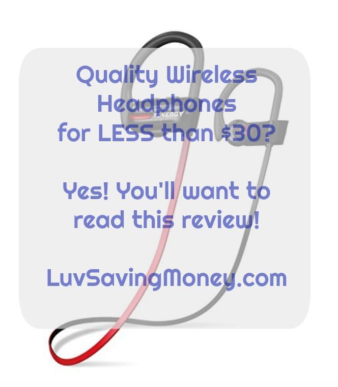 Best wireless headphones under $30